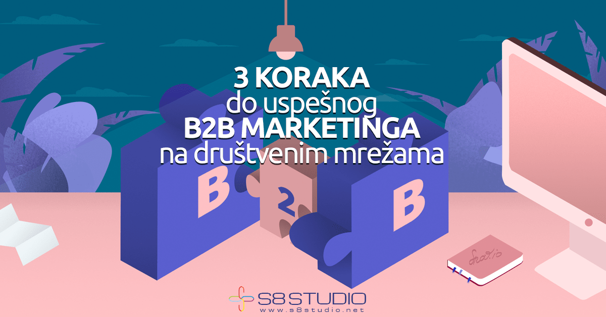 b2b marketing na društvenim mrežama