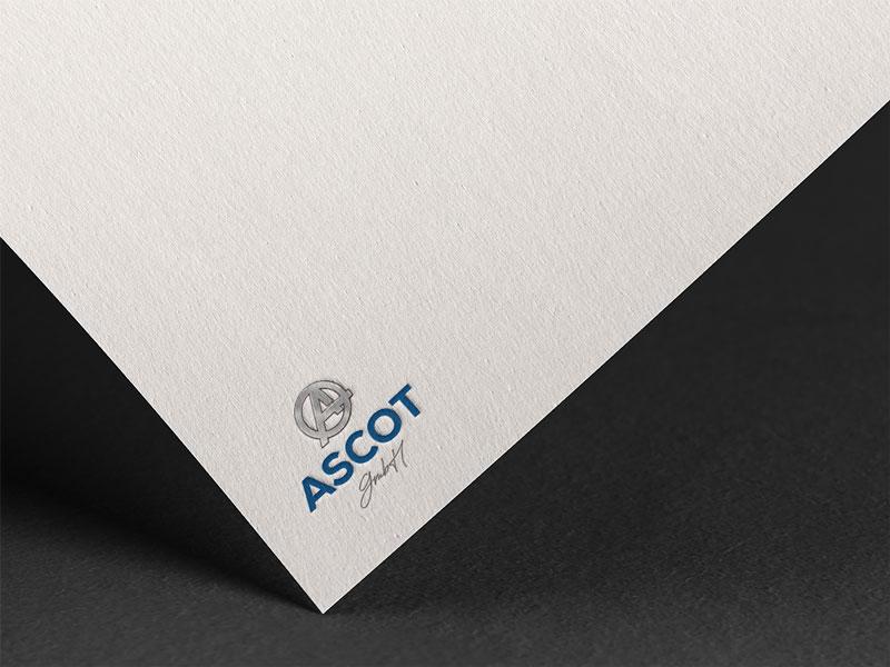 izrada logoa za ascot