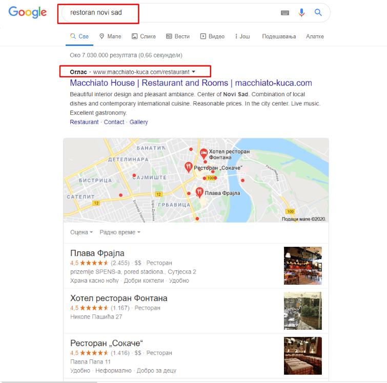 kako da dobijete maksimalno od google-a