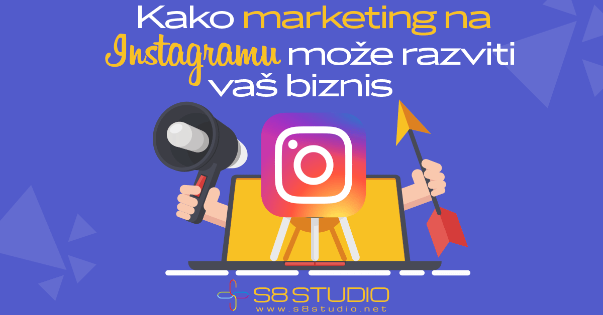 kako marketing na instagramu moze razviti vas biznis