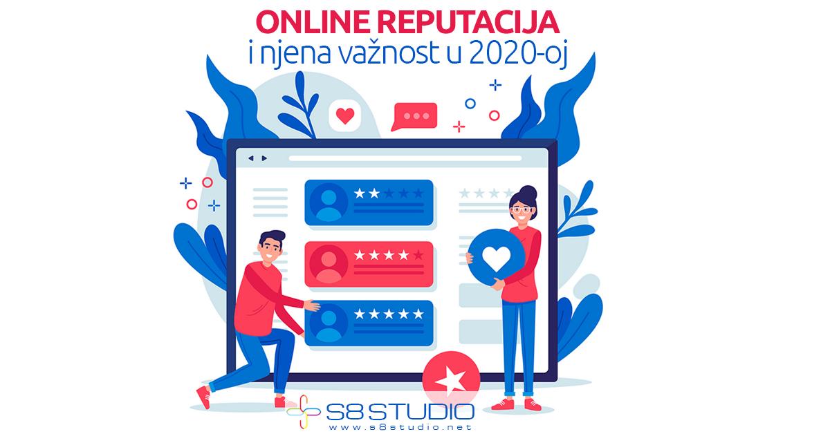 online reputacija