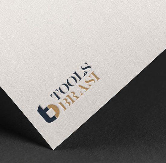 logo dizajn za tools brasi