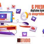 6 prednosti digitalne komunikacije za unapređenje biznisa