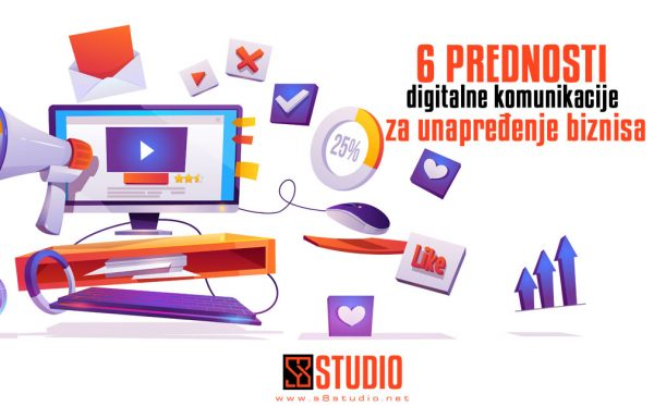digitalne komunikacije