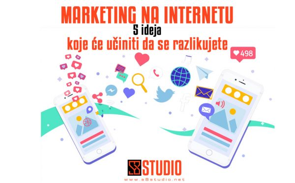 marketing na internetu