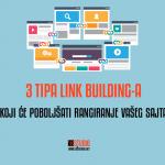 3 tipa link building-a koji će poboljšati rangiranje vašeg sajta